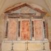 Foto: Altare Affrescato - Convento e Chiesa di San Cosimato (Vicovaro) - 3