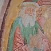 Foto: Particolare dell' Affresco - Convento e Chiesa di San Cosimato (Vicovaro) - 14