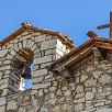 Scorcio del campanile e della croce