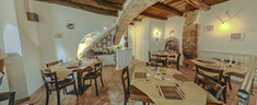Immagine di anteprima del Virtual Tour di Alma Civita Restaurant & Rooms - Civita