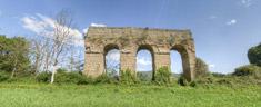 Acquedotto Romano - sec. I d.C.