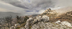 Panorama dalla Chiesetta di Cervara