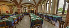 La Foresteria del Monastero di Santa Scolastica - Ristorazione