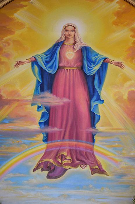Favoloso Chiesa della Beata Vergine Maria - Trevi nel Lazio RC37