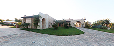 Immagine di anteprima del virtual tour di Masseria Albaro Resort  a Leverano