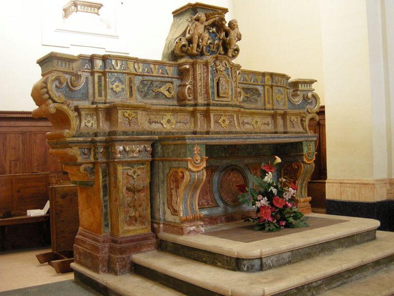 Chiesa di San Giovanni - sec. XVIII - San Vito dei Normanni