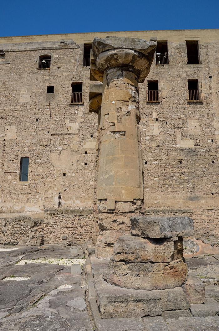 Estremamente Tempio di Poseidone - Taranto VZ61